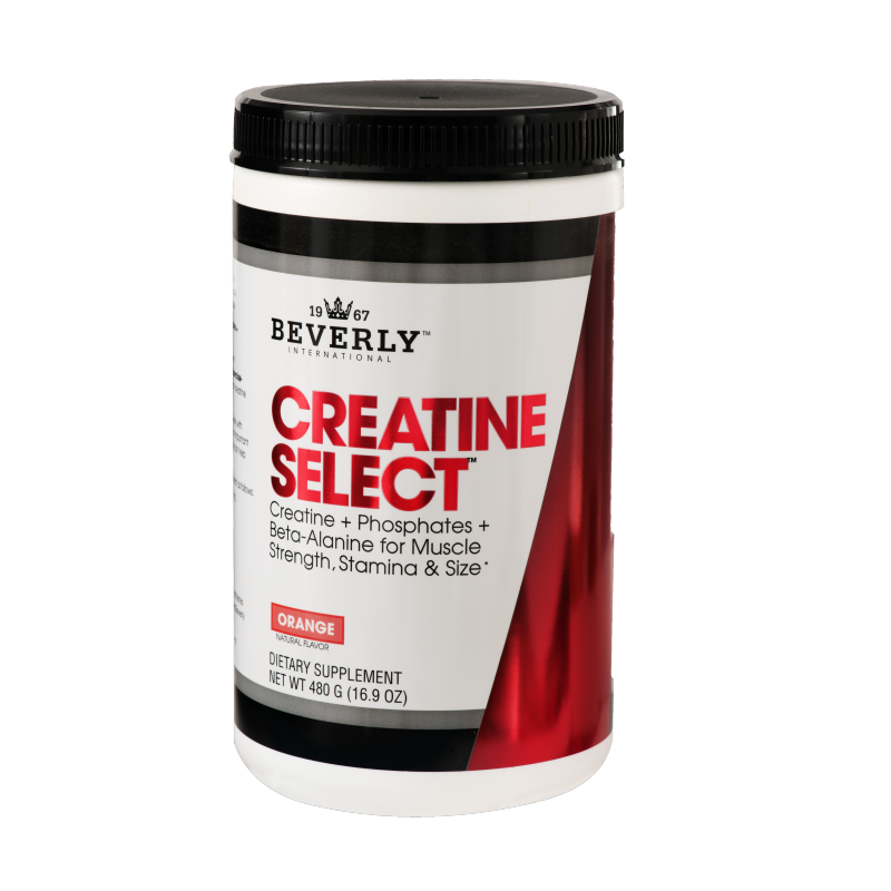 Creatine Select 40srv Orange