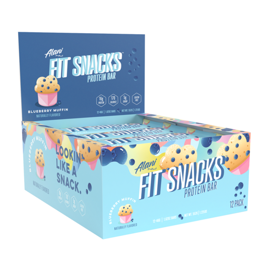 Fit Snacks Bar 12ct
