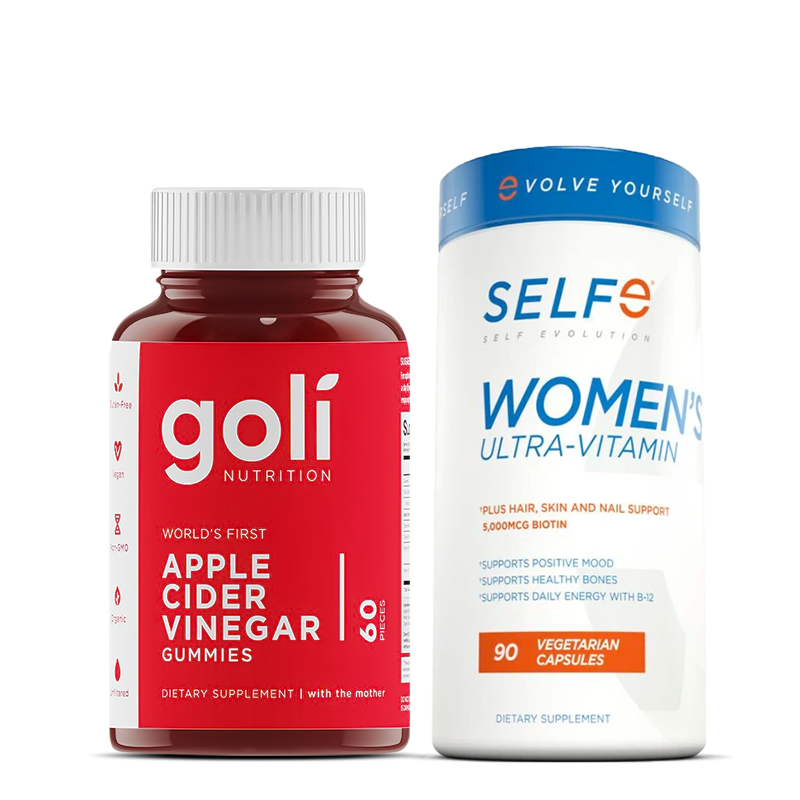 Goli + Self E Womens Multi