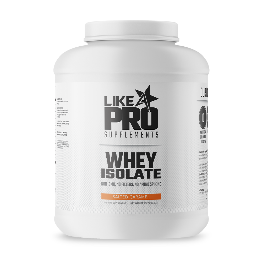 Like A Pro Whey Isolate 60srv