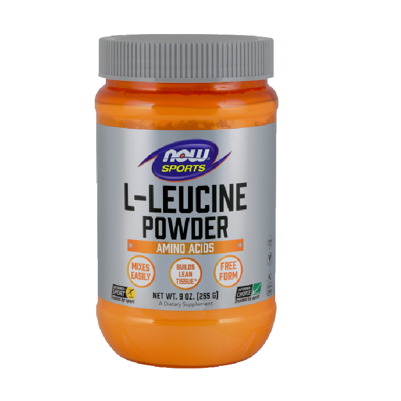 L-LEUCINE POWDER  (INSTANTIZED)  9 OZ