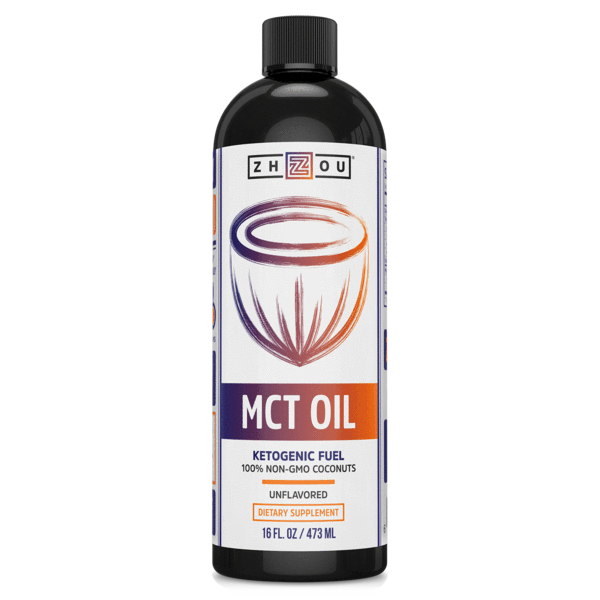 MCT Oil 16oz Unflavored