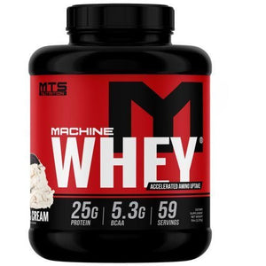 MTS Nutrition Machine Whey Protein 5LB