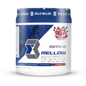 Motiv8 Mellow 30 Servings