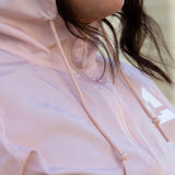Ambition Cascade Windbreaker Blush
