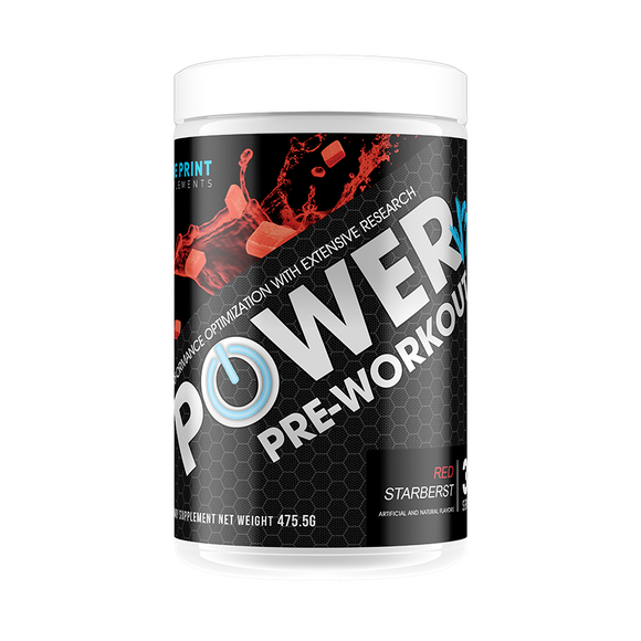 Power V3 Pre-Workout 30srv