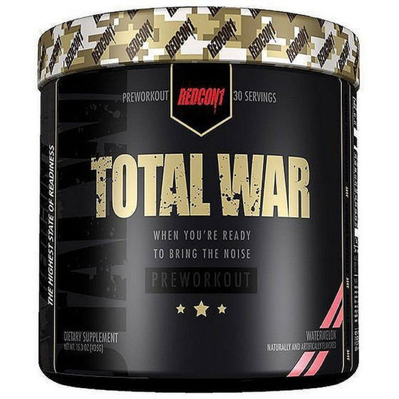 Redcon1 Total War 30 Servings ($27.99 in Store)