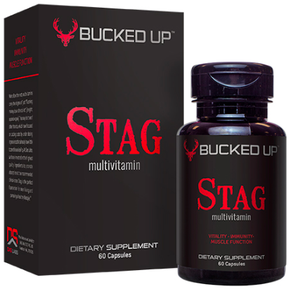 Bucked Up STAG Vitamin