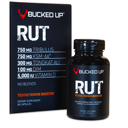 Bucked Up RUT Test Booster