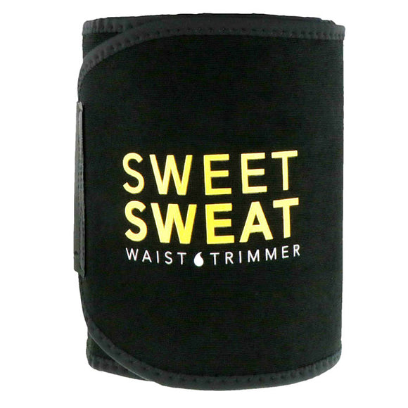 Waist Trimmer Yellow & Black Medium