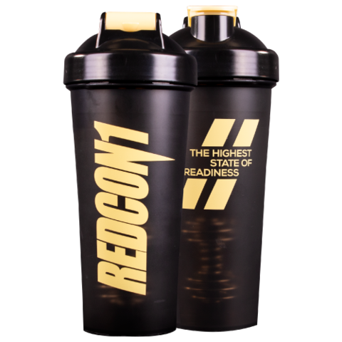 Redcon Shaker Black & Tan