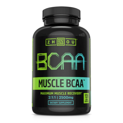 Zhou Nutrition BCAA 2500 120Caps