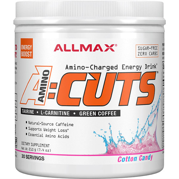 Allmax A:Cuts 30 Servings
