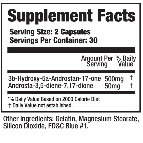 Phase One Nutrition Andromass 60Caps   Phase 1 Nutrition — Nutrition Faktory