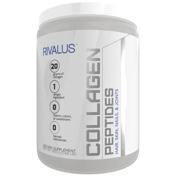 Rivalus Collagen Peptides 15srv Unflavored