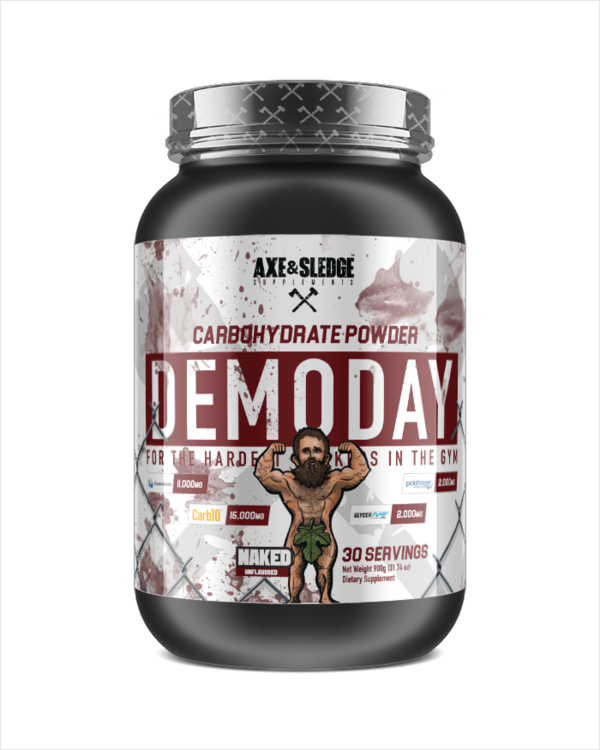 Axe & Sledge Demoday // Carbohydrate Powder