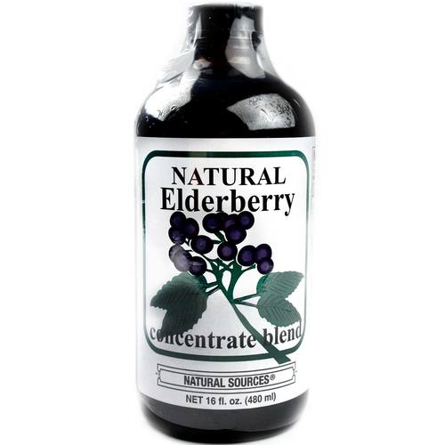 Elderberry Concentrate 16oz