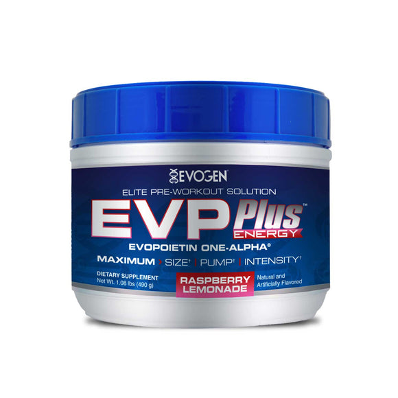 EVP Plus 40srv Raspberry Lemonade