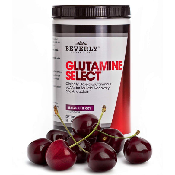 Glutamine Select 40srv Black Cherry