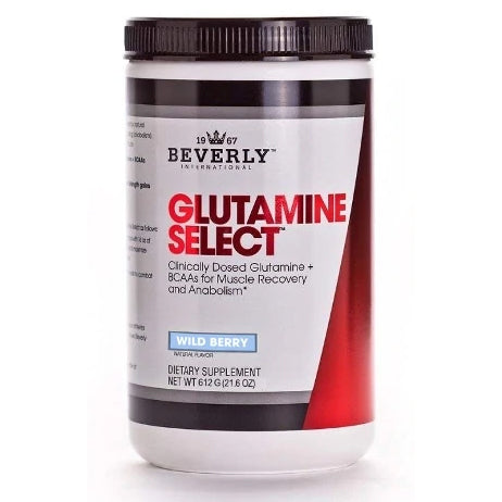 Glutamine Select 40srv Wildberry