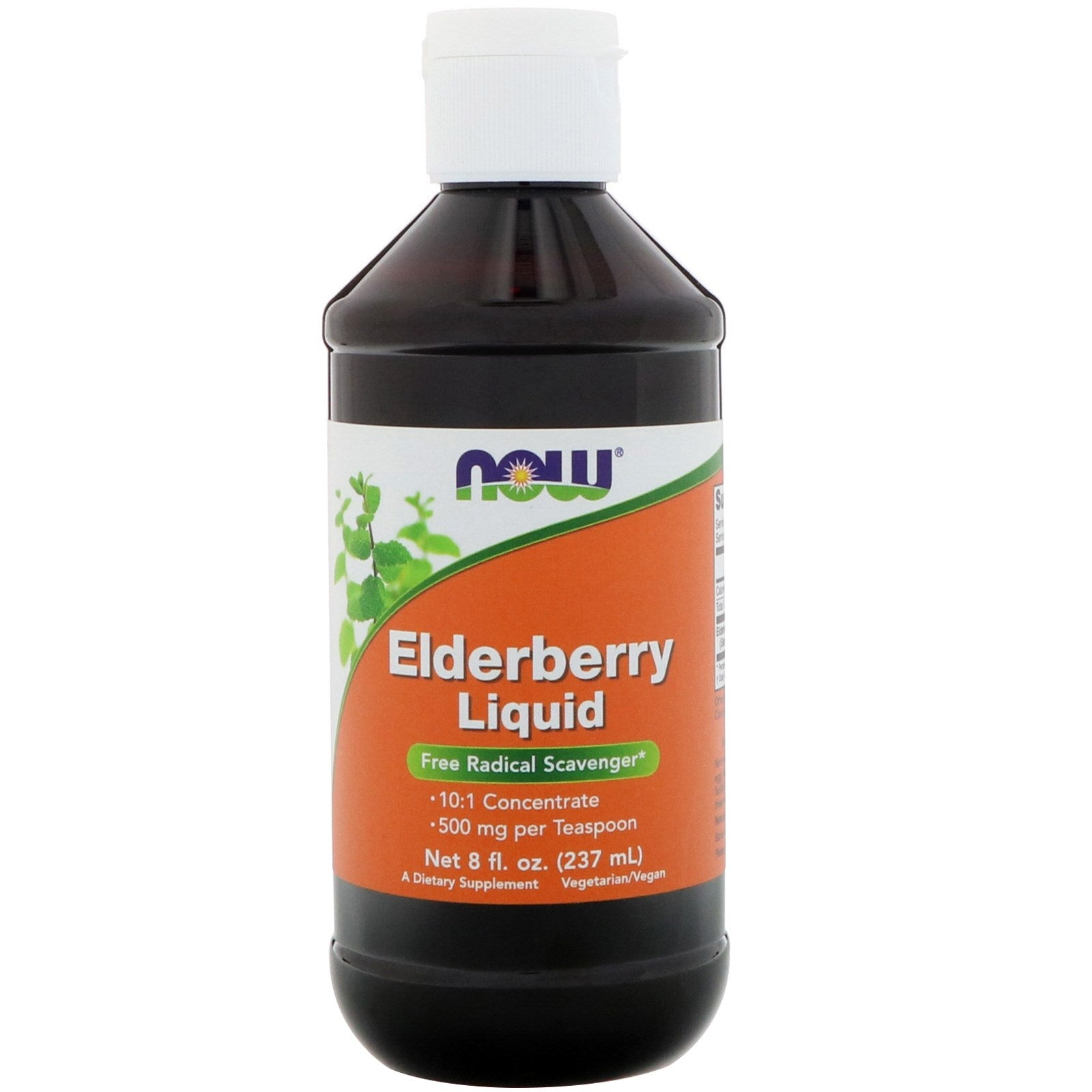 Elderberry Liquid 8oz