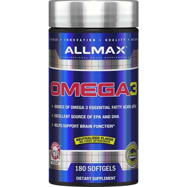 Omega 3 180softgels