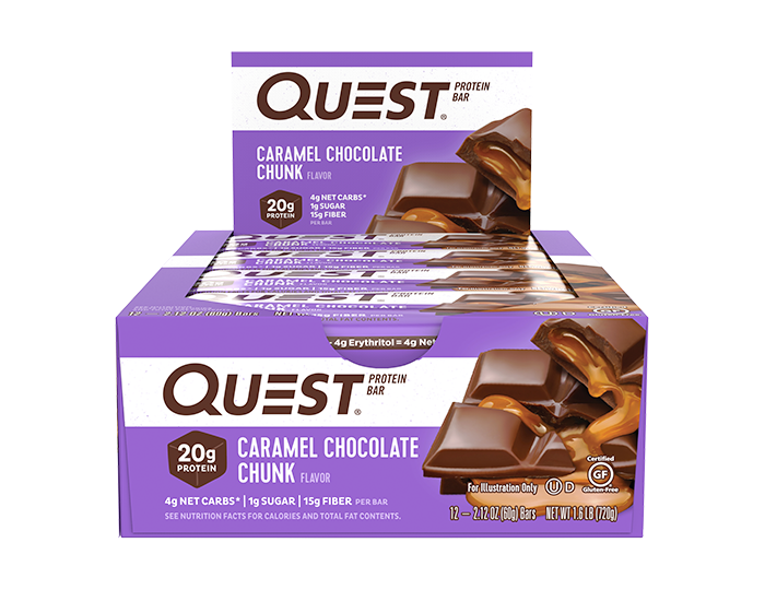 Quest Bar 12ct