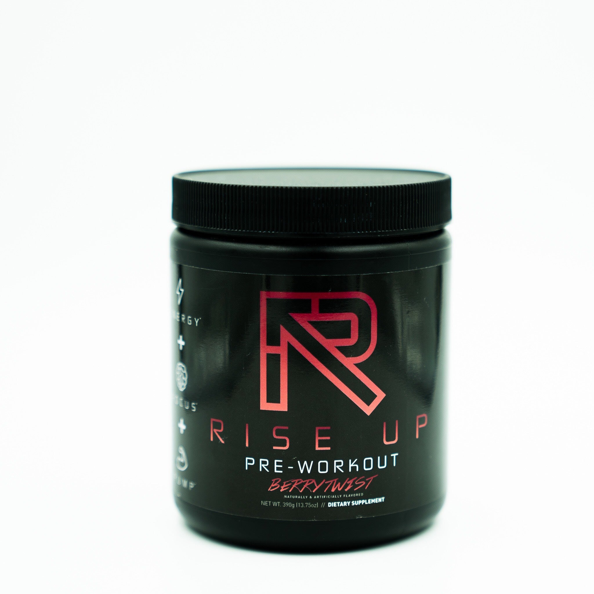 Rise Up Pre-Workout 30srv Berry Twist