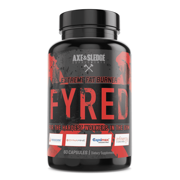 Fyred 60Caps ($34.99 In-Store)