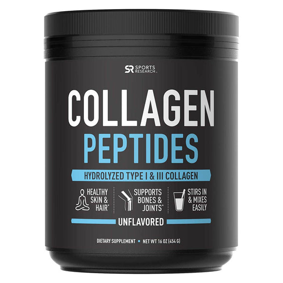 Collagen Peptides Unflavored 16oz