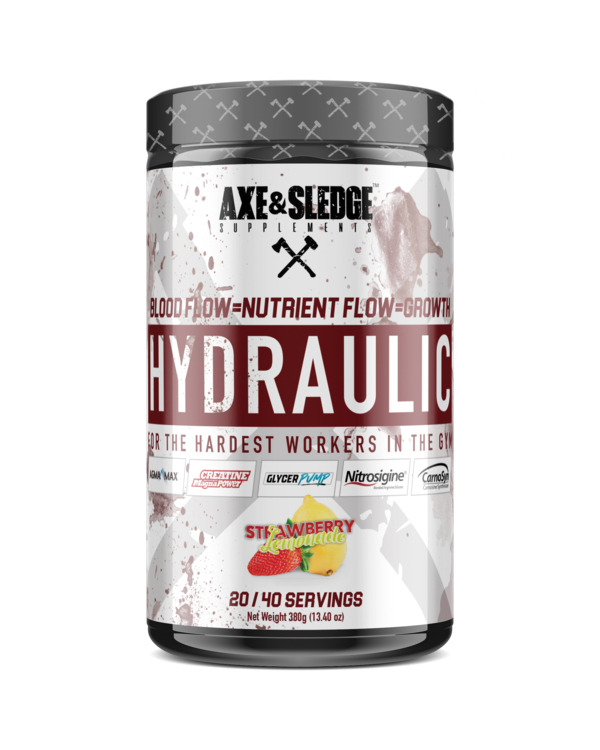 Axe & Sledge HYDRAULIC