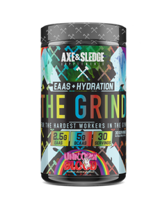 Axe & Sledge The Grind // EAAs + Hydration ($34.99 In-Store)