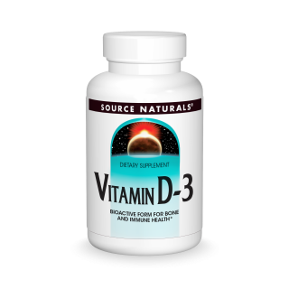 Vitamin D-3 2000IU 200Caps