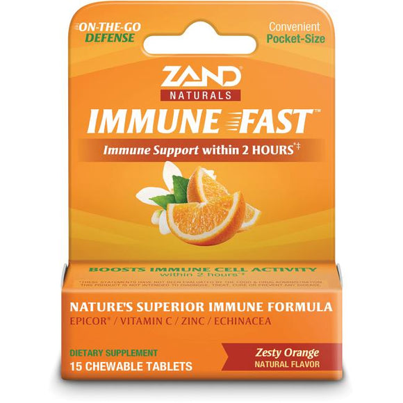 Immune Fast 15Chewables