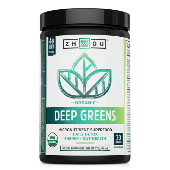Deep Greens Powder 9.5oz