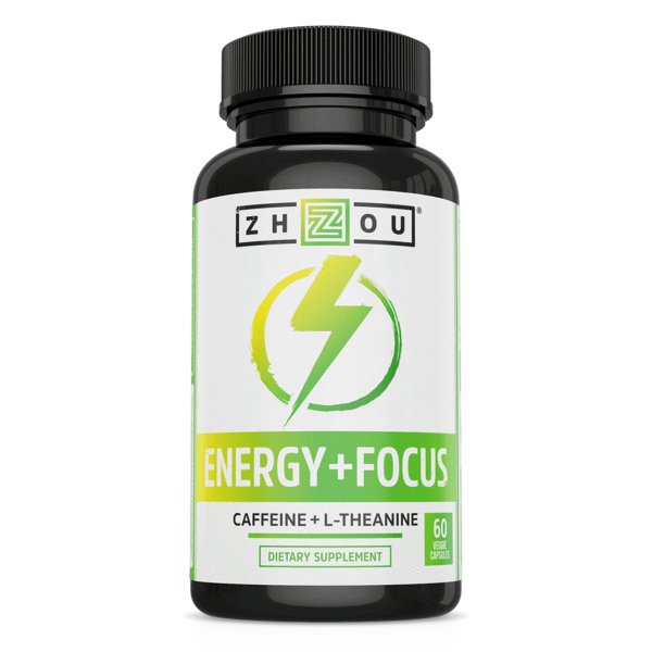 Energy + Focus 60Caps