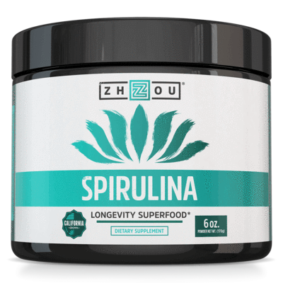 Spirulina Fine Powder 6oz