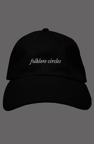 folklore circles premium dad hat