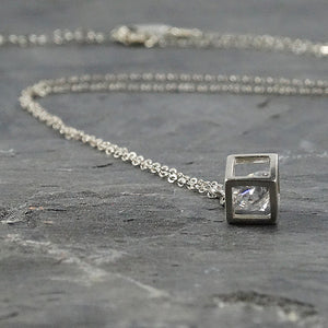 Crystal Necklace for Her