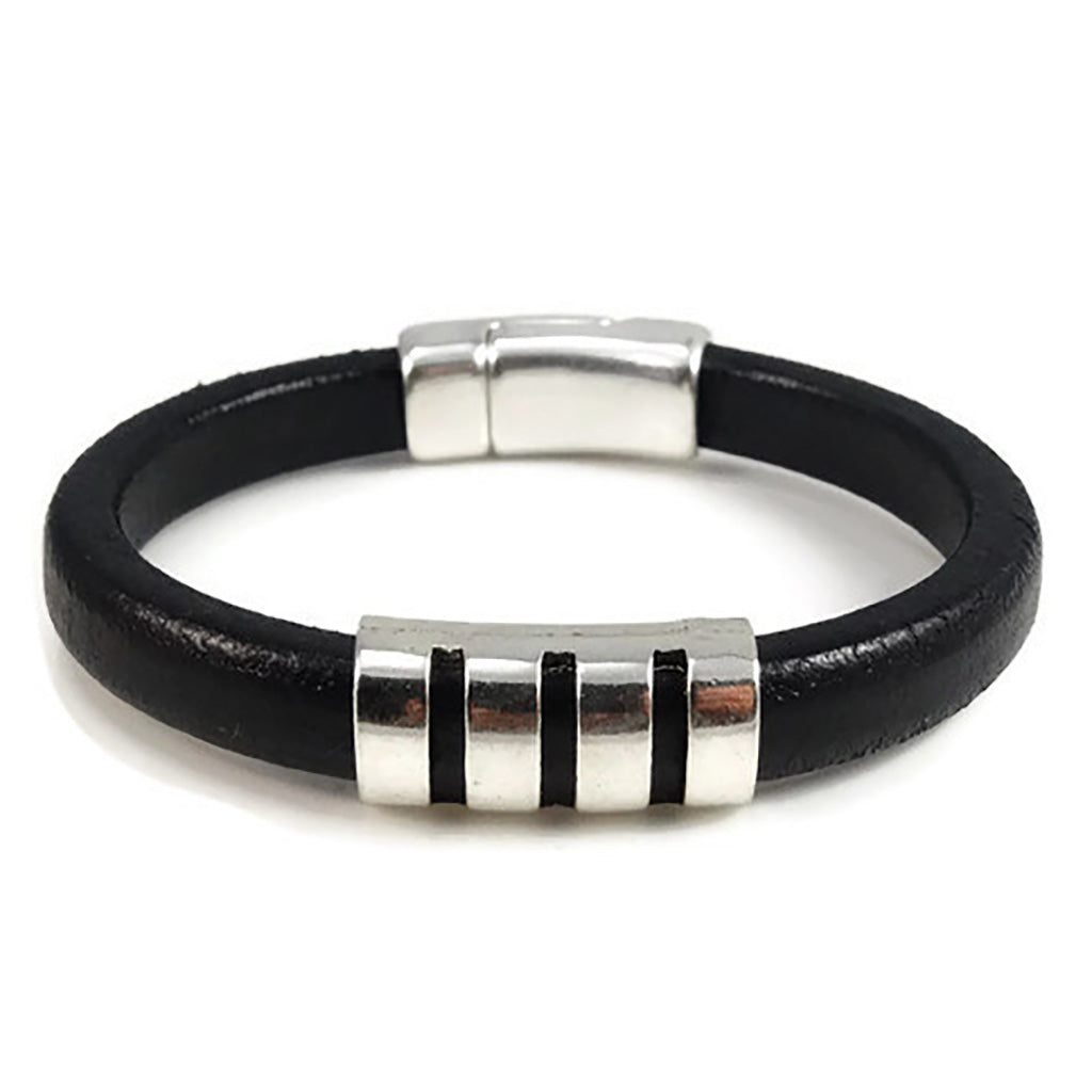 Men's Leather Jewelry