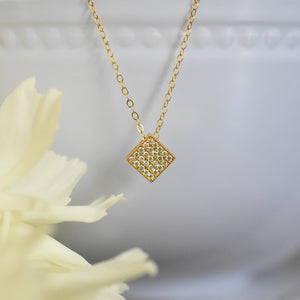 Dainty Pendant Necklace