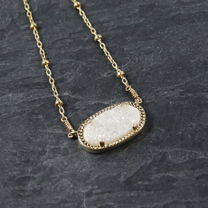 Layering Gold Necklace