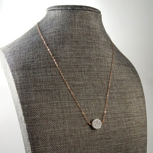 Trendy Short Layering Necklace