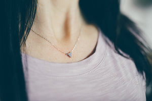 Silver Layering Necklace