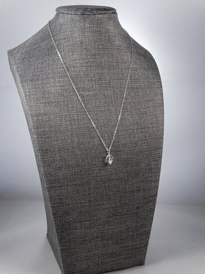 Delicate Silver Necklace
