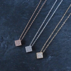 Small Pendant Necklaces