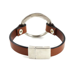 Leather Bracelets for Her