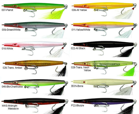 Super Strike Super N Fish Lures - Sinking