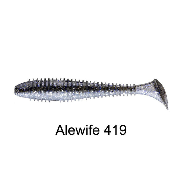 Keitech FAT Swing Impact - Alewife 419