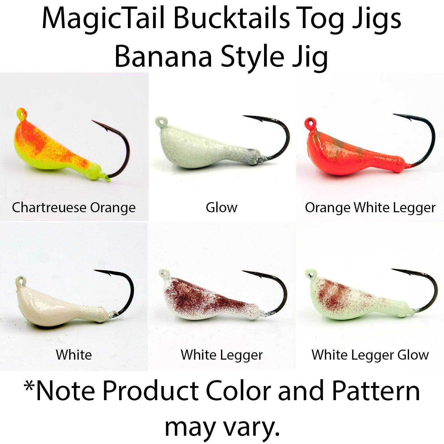 MagicTail Mojo Replacement Mega Shad Body 9 inch 3 Oz.